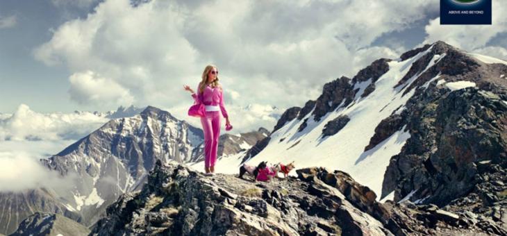 Cosa producono le Alpi? Una montagna di immagini.