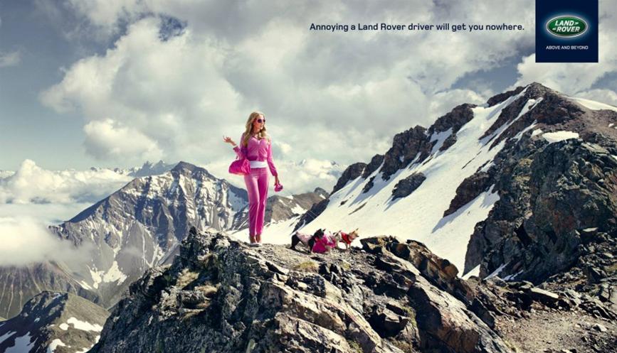 Versioni deformate ed edulcorate della realtà aiutano l'ambiente alpino?
