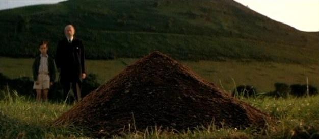 Qual è l'altezza decisiva perchè un rilievo sia una montagna?
