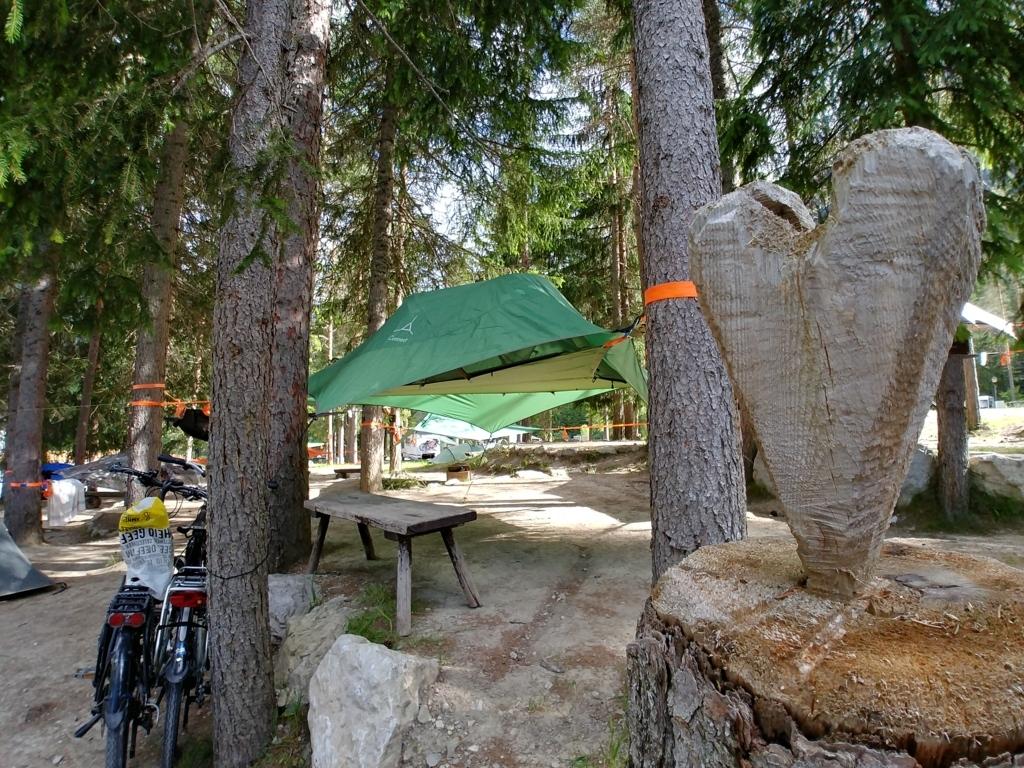 Tende sospese tra gli alberi by Tentsile Italia