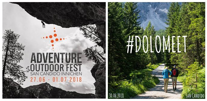 Adventure outdoor fest San Candido 2018