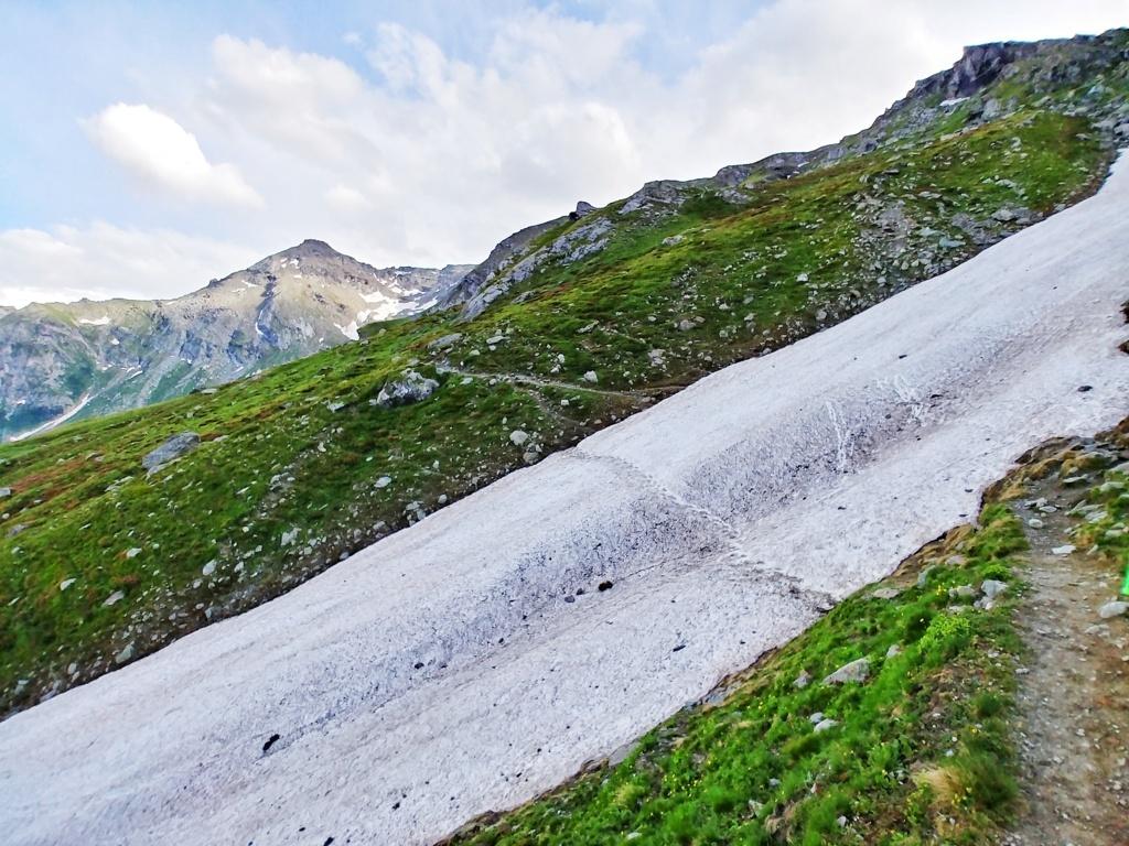 conservare la neve snow farming